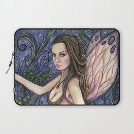 Fireflies Fairy Art Laptop Sleeve