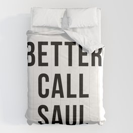 Better Call Saul Comforters