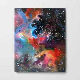 Nadezhda Nebula Metal Print