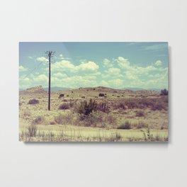 New Mexico 5 Metal Print