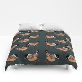 Forest Bird Pattern  Comforters