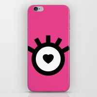 lolita iPhone & iPod Skins featuring Lolita by Aurelie Scour