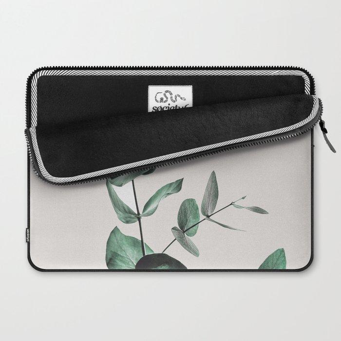 Eucalyptus Laptop Sleeve