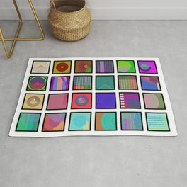 Zombie Formalist - Twitter Selection Series 2 Rug