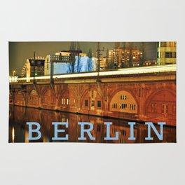 NIGHTTRAIN - RIVERSIDE - BERLIN Rug