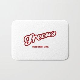 freese's departement store Bath Mat