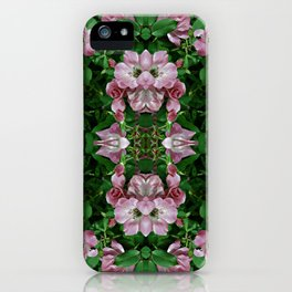 Enter into Paradise iPhone Case