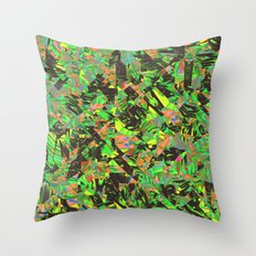New Sacred 22 (2014) Throw Pillow