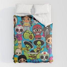 Latinx Pop Culture Comforters