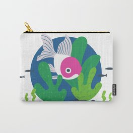Floating Free Carry-All Pouch