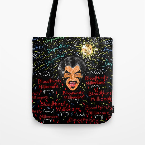 Rich Vampires Rule  Tote Bag