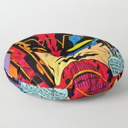 INVICTUS  Floor Pillow