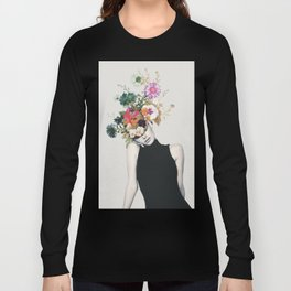 Floral beauty Long Sleeve T-shirt