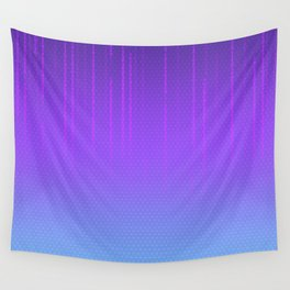 Tracer Versus Sombra Wall Tapestry