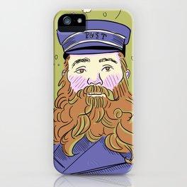Vinny's Postman iPhone Case