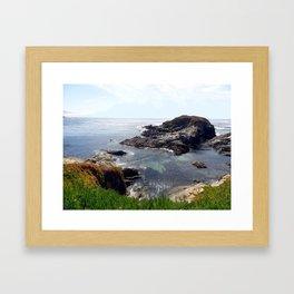 California Coast 03 Framed Art Print