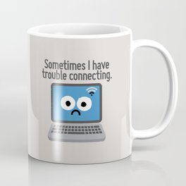 The Social Notwork Coffee Mug