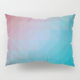 Blend Pixel Color 6 Pillow Sham