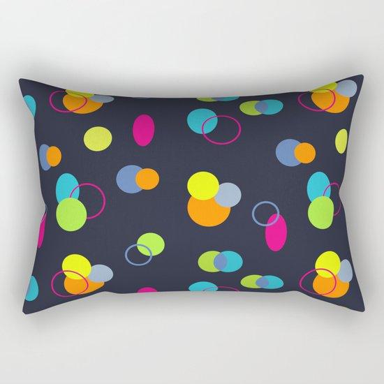 Candies Pattern Rectangular Pillow