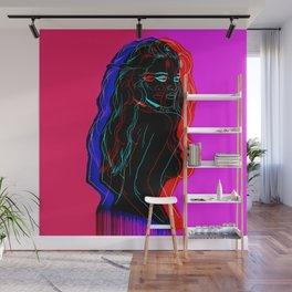 The Neon Demon Wall Mural