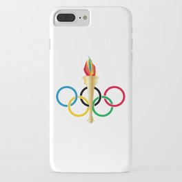 Olympic Rings iPhone Case