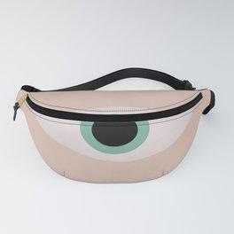 Eye Fanny Pack