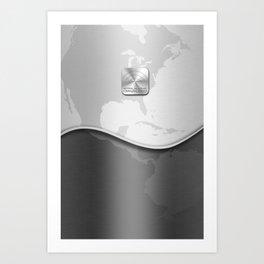 • NBC  Art Print