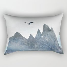 Mountains 13 Rectangular Pillow