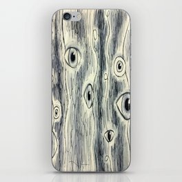 Eye See Everything iPhone Skin