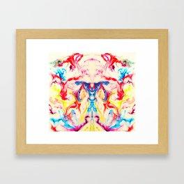 June sQuared Framed Art Print