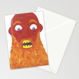 There was an Old Man with a Beard, Who said, 'It is just as i feared! Stationery Cards