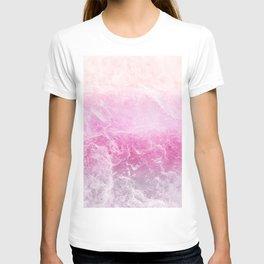 Enigmatic Unicorn Marble #1 #decor #art #society6 T-shirt