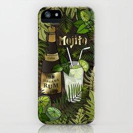 Mojito iPhone Case
