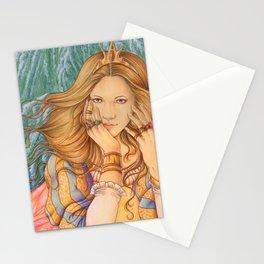 Diciembre Stationery Cards