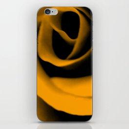 Yellow Rose III iPhone Skin
