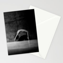 male nude study Stationery Cards