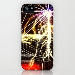 #NervousSystem iPhone Case