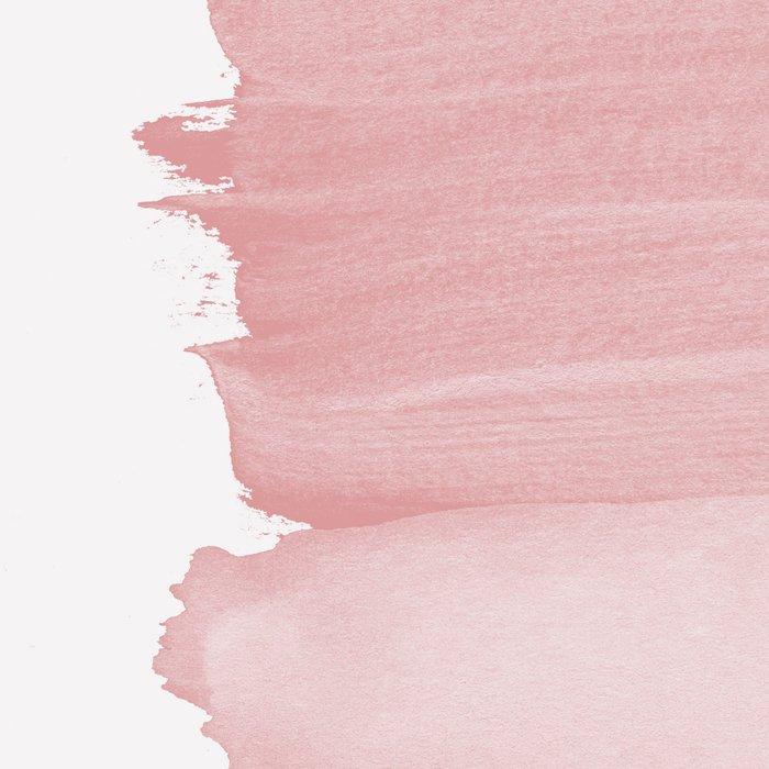 Blush Abstract Minimalism #1 #minimal #ink #decor #art #society6 Leggings