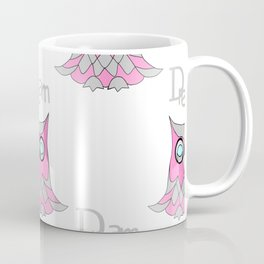 Dream Owl Pattern Coffee Mug