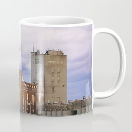 Montreal Farine Five Roses, Montreal Iconic, Urban photo, Architecture, modern Coffee Mug