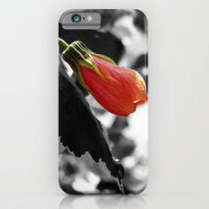 Hibiscus Bud Slim Case iPhone 6s