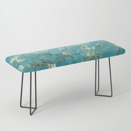 Almond Blossoms by Vincent van Gogh Bench