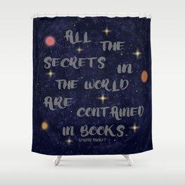 Secrets Shower Curtain