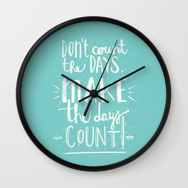 Go Kata! Wall Clock