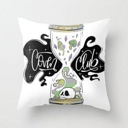Club Throw Pillow