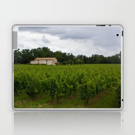 vineyards Laptop & iPad Skin