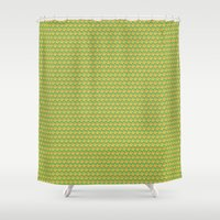 potato Shower Curtains featuring Potato madness by Natacha Oliveira
