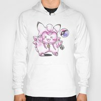 fairy tail Hoodies featuring Not Just Another Fairy Tail by Randy C