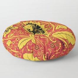 Russian traditional folk Floor Pillow