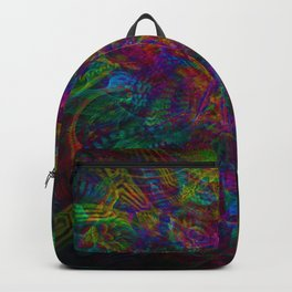 Unified with nature Backpack